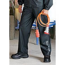 Helly Hansen Regenhose mit verstellbarem elastischem Bund
