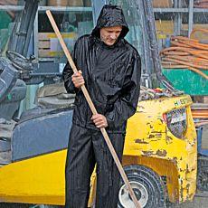 Helly Hansen Regenjacke mit zwei Vordertaschen Voss