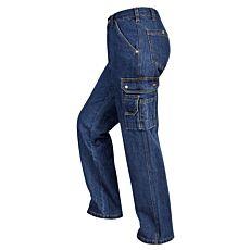 Orix Arbeits-Jeans aus Baumwolle mit Metertasche