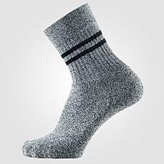 Sport-Socken aus Baumwolle und Polyester 6er-Pack