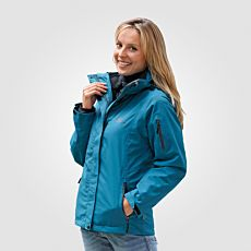 Multifunktionelle HTA Damen Outdoor-Jacke 3 in 1