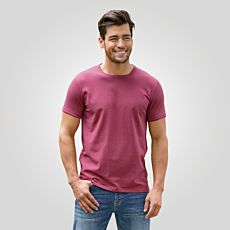 Herren T-Shirt Sommerfarben 95% Baumwolle