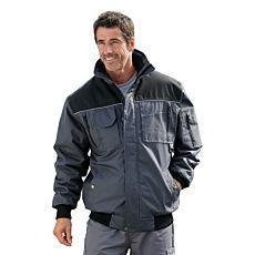 Orix Arbeitsjacke mit Thermo-Futter und Taschen