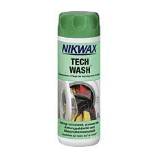 Nikwax Tech Wash Spezialwaschmittel und Imprägnierungsvorbereitung