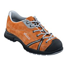 Stuco Sicherheitsschuh aus Leder Hiking Low orange