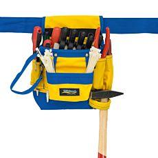 Wikland Werkzeugtasche mit 8 Taschen
