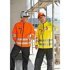 Helly Hansen Sicherheits-Softshell-Jacke mit 2 tiefen Innentaschen