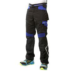 Goodyear Arbeitshose Oberschenkeltasche mit Reissverschluss