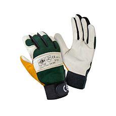 Mechaniker-Handschuhe aus Rindsleder