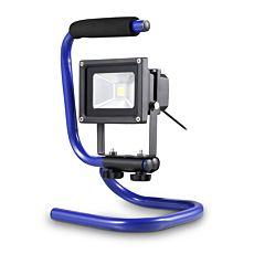 Nordride COB LED Flutlichtstrahler 4070 mit Tragegriff und 5 m Kabel