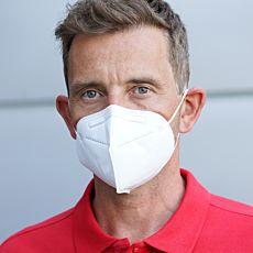 Schutzmaske KN95/FFP2