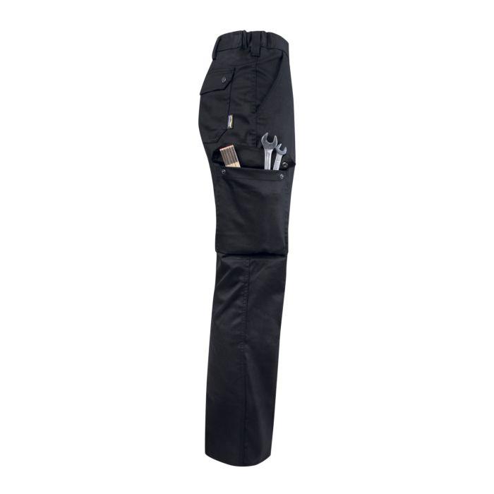 Wikland Arbeithose Stretch mit elastischem Bund