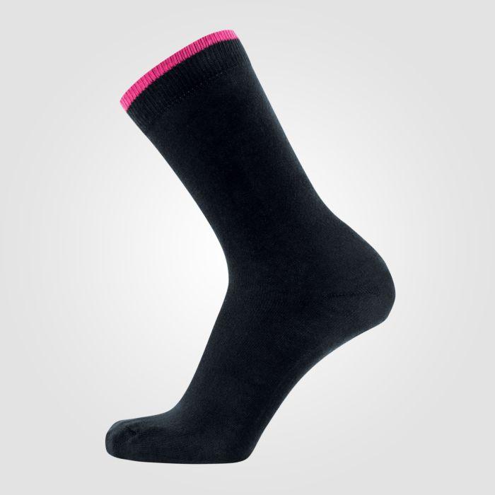 ARTIME Damen Socken schwarz 5er Pack