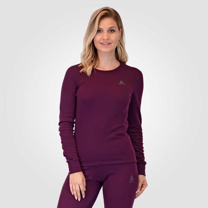 Odlo Damen Lamgarm-Shirt WARM