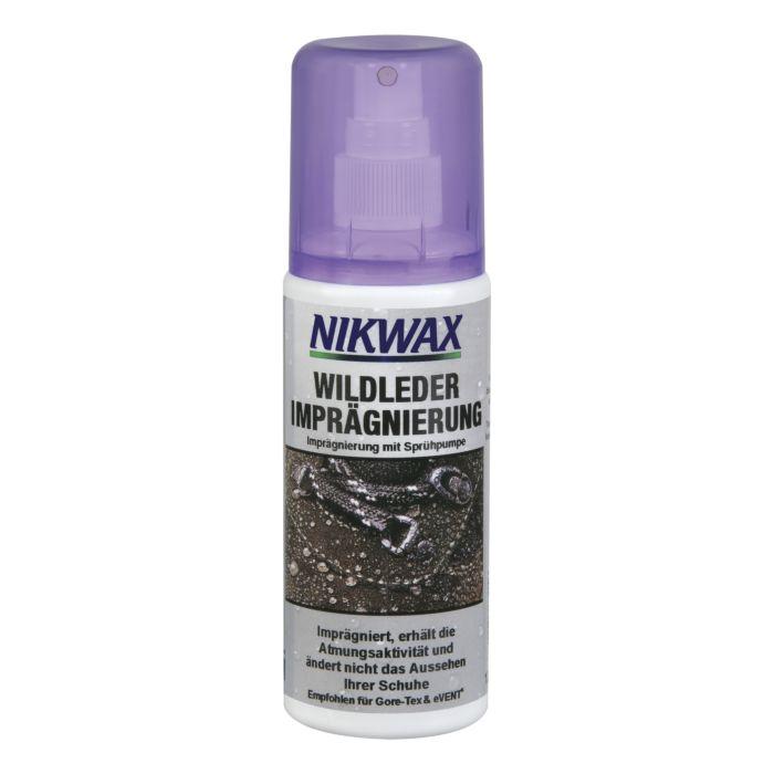 Nikwax Imprägnierung & Pflege für Nubuk- und Wildlederschuhe