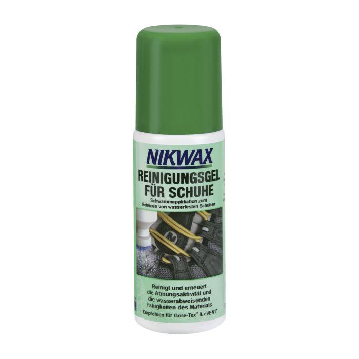 Nikwax Reinigungsgel und Imprägnierungsvorbereitung für Schuhe