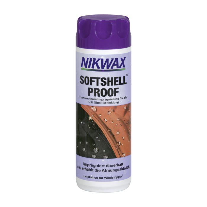 Nikwax Softshell Proof Imprägnierung für Softshellbekleidung