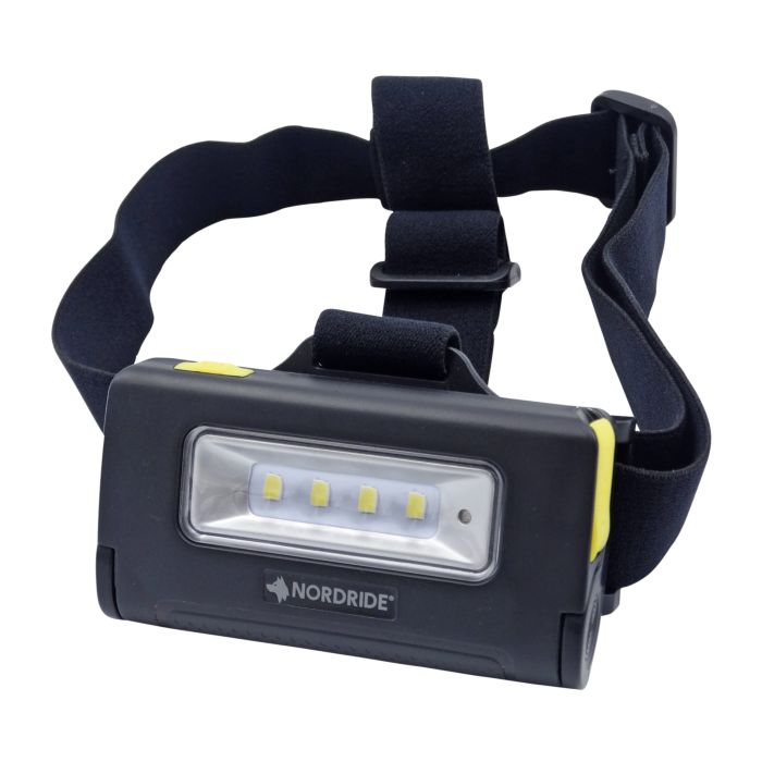 Lampe rechargeable frontale & de travail Nordride Duo