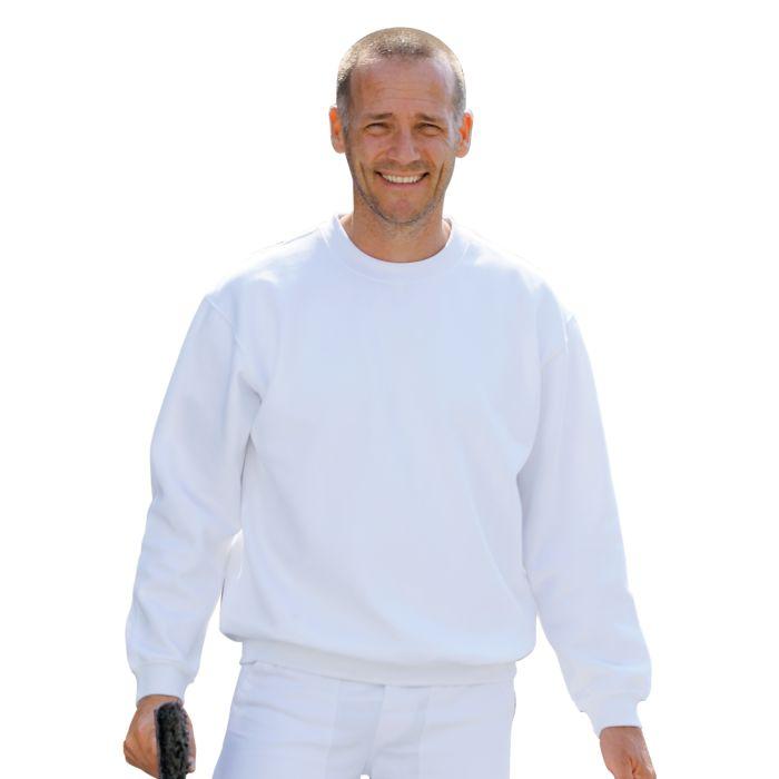 Sweatshirt mit rundem Halsausschnitt