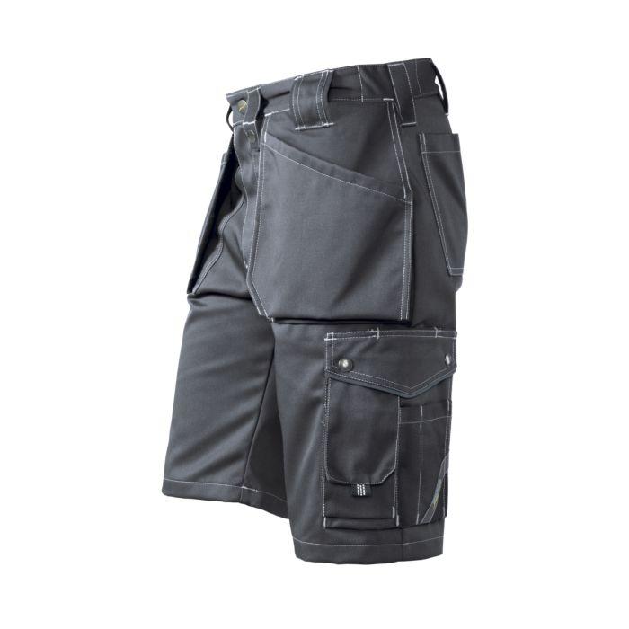 Wikland Handwerker Shorts mit aufgenähten Fronttaschen