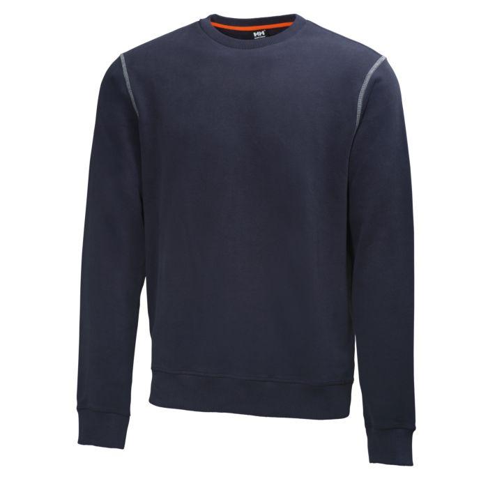 Helly Hansen Sweatshirt Oxford 100% Baumwolle