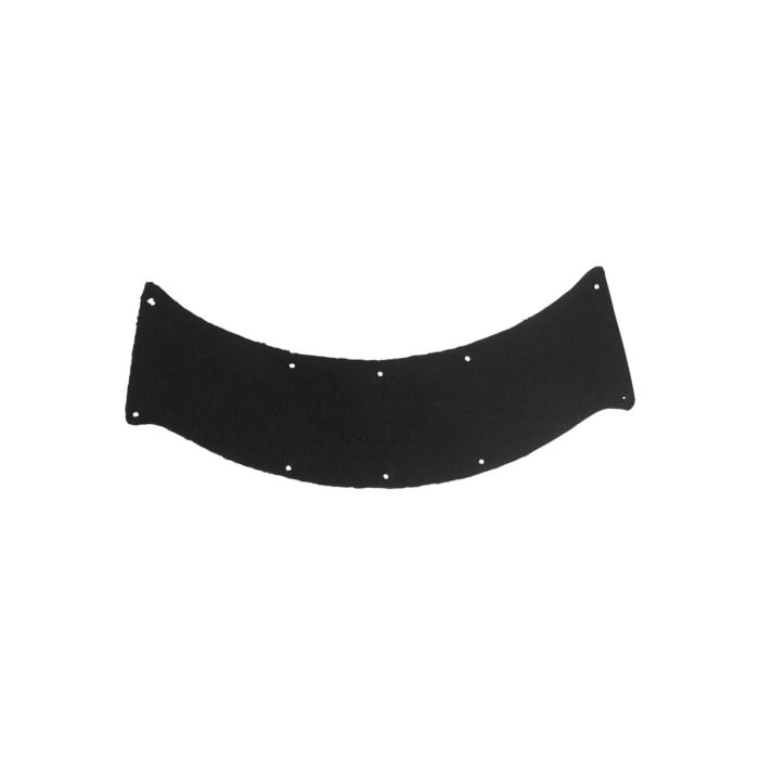 Frottee-Ersatzschweissband für Bauhelm
