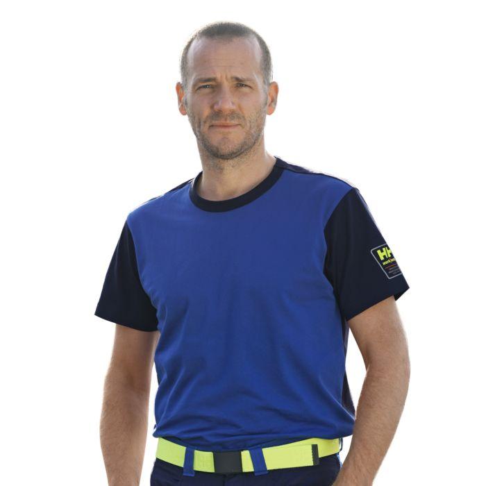 Helly Hansen T-Shirt Aker 100% Baumwolle