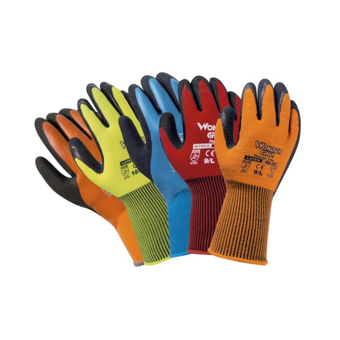 Wondergrip Handschuhe, 5er Testset