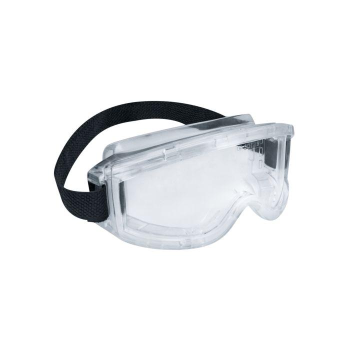 Vollsicht-Schutzbrille mit Belüftung