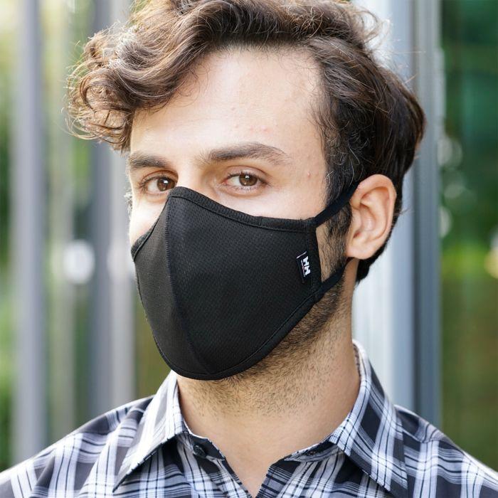Schutzmaske mit Membranen / Helly Hansen Lifa, waschbar