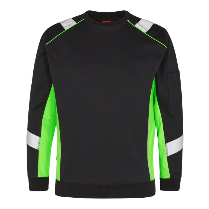 ENGEL Sweatshirt Cargo mit Reflexdetails