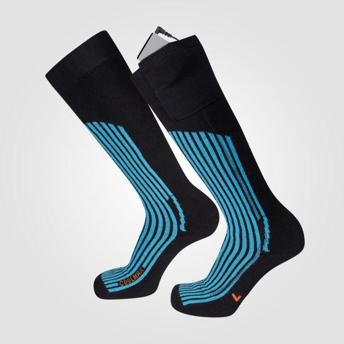 Beheizbare schnelltrocknende Socken für Sie und Ihn