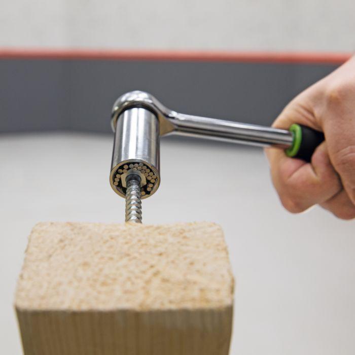 Hammersmith Power Grip Universalschlüssel mit FlexiGrip-Technologie
